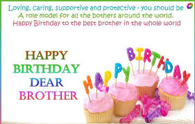 Birthday Wishes For Brother 999 Quotes Status Images Collection