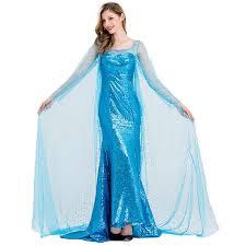 Queen <b>Elsa</b> Dresses <b>Elsa</b> Elza Costumes <b>Princess</b> Anna Blue Dress ...