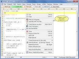 PSPad screenshots - freeware text editor