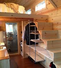 Small Picture Spacious Tiny House on Wheels by Tiny Idahomes