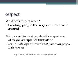 Steps to Respect Bullying Prevention Program. Respect What does ...