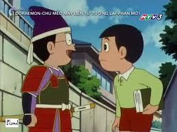 Doraemon Nobita lồng tiếng HTV3 tập 89 - Ánh đèn sân khấu + Máy một ngày  trải