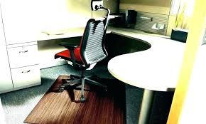 rug under desk office desk rug placement