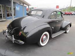 1940 Black Chevrolet Master Deluxe Business Coupe #69524217 Photo ...
