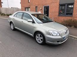 Toyota avensis 2.0 diesel long mot cheap car   in Leicester ...