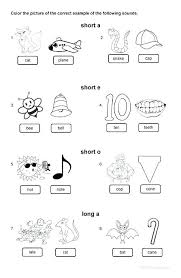 Short U Worksheets Free For Kindergarten He Must Take The