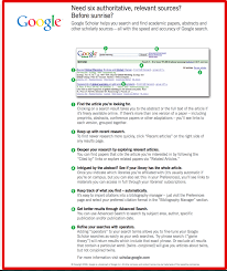 7 Tips To Effectively Use Google Scholar Google Scholar