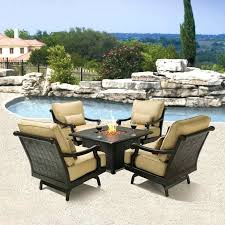 outdoor patio furniture sets with fire pit patio dining sets round fire pit table fire pit