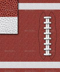 Football Pattern Cool Football Pattern Background By TradigitalArt GraphicRiver