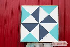 Barn Quilt DIY | Kansas Living Magazine & barn quilt diy Adamdwight.com
