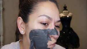 diy activated charcoal face mask glamglow dupe or nah get rid of blackheads
