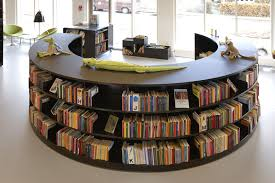 bci radius steel shelving with london end panels bci modern library furniture