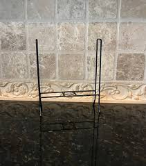 Glass Block Display Stand Stand for 100x100 Glass Block Metal stand glass block stand 2
