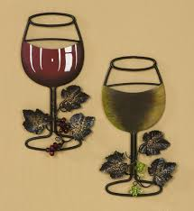 Wine Glass Decorating Designs Wall Art Ideas Design Filled Wine Decor Wall Art Sample Green Red 96