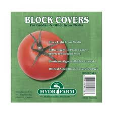 rockwool block cover