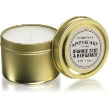 Paddywax Apothecary <b>Orange</b> Zest & Bergamot <b>ароматическая</b> ...