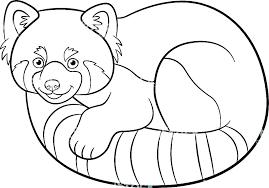 Panda Coloring Page Houseofhelpccorg