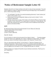 Sample Letters Of Retirement Unique Two Weeks Notice Template New Week Resignation Letter