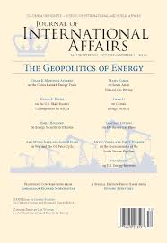 the geopolitics of energy jia sipa