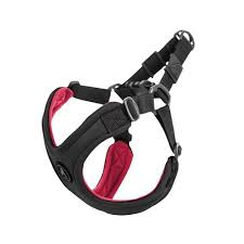 Gooby Black Escape Free Sport Harness For Small To Medium Sized Dogs