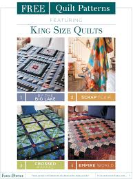 Free King Size Quilts eBook from | King size, Free and Patterns & Free King Size Quilts eBook from Adamdwight.com