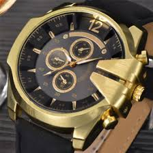discount mens 50mm watch 2017 mens 50mm watch on at dhgate com 50mm big dials luxury styles mens watches quartz military watch leather straps casual watch golden dress wristwatches for men male relogio mens 50mm watch