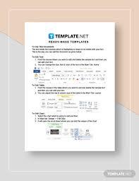 Restaurant Menu Engineering Worksheet Template Word
