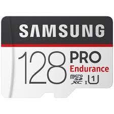 Thẻ nhớ 128GB MicroSDXC Samsung Pro Endurance (Siêu bền cho camera hoạt  động 24/24h) - Tuanphong.vn