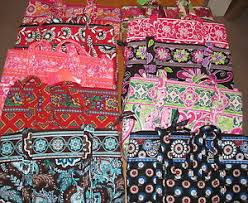 Vera Bradley Discontinued Patterns Best VERA BRADLEY LITTLE BETSY RETIRED BAG RETIRED PATTERNS ALL NEW EBay