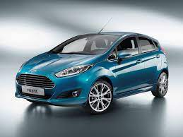 Ford Grafts An Aston Martin Esque Front Grille To 2013 Fiesta Facelift Carscoops