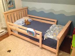 DIY 2x4 Bed Frame | bebos shared room | Bed, Bed Frame, Kid beds