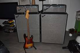 Fender 4x10 Guitar Cabinet Fender Bassman 135 Questions Talkbasscom