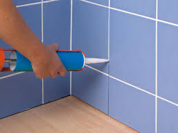 Sealing Bathroom Tile How To Apply A Sealant To Grout And Tiled Areas How Tos Diy