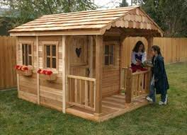 free playhouse plans how to build a simple easy nz