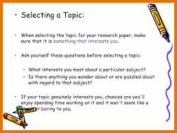 fun research paper topics for college students   research