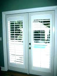 security for patio sliding doors plantation shutters for patio doors shutters for patio door sliding doors