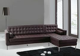 sofas center  gabriel leather contemporary sectional sofa italian