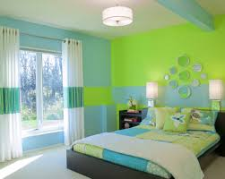 Bedroom Paint Color Shade Ideas Blue And Green Bedroom Color Plus Wonderful  Home Themes