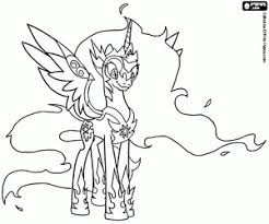 My Little Pony Coloring Pages Printable Games