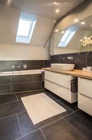 Modernes Bad Mit Großem Waschtisch Und Badewanne Haus Pinterest