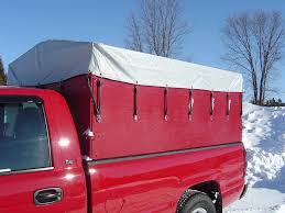 Custom Made Rolling Cover Tarps Trucks Trailers