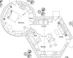 Small Hexagon House Plans  JustsingitcomHexagon House Plans