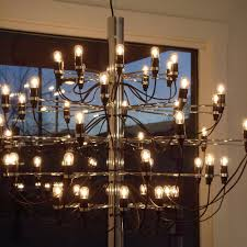 flos model 2097 50 chandelier
