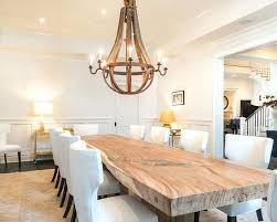 large wooden dining table stunning rooms with chandeliers pictures rustic wood perth large wooden dining table