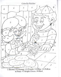 maccabees colouring pages