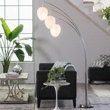 special adesso arc floor lamp belle