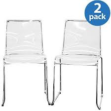 cheap acrylic furniture. Get Quotations · Baxton Studio Lino Transparent Acrylic Dining Chairs Set Of 2 Cheap Furniture Shopping Guide - Alibaba