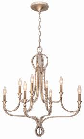 helius lighting group. crystorama 6768dt 8 light distressed twilight eclectic chandelier draped in hand cut crystal beads helius lighting group