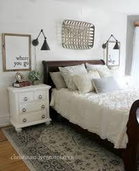 bedroom decor idea. 15 Farmhouse Bedroom Ideas Anyone Can Replicate The Weathered Fox With Decorating Inspirations 6 Decor Idea B