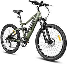 eAhora AM100 27.5 Inch 48V Mountain <b>Electric Bike</b> Hydraulic